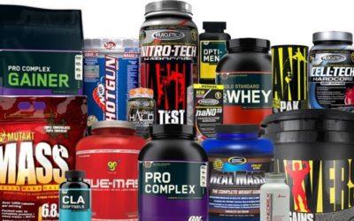 Top Bodybuilding Supplements to Gain Weight