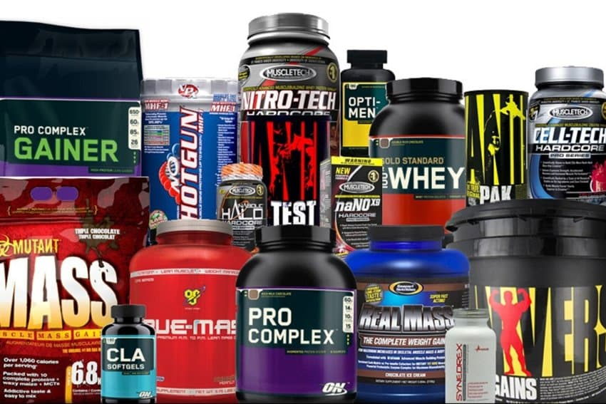 Top Bodybuilding Supplements to Gain Weight