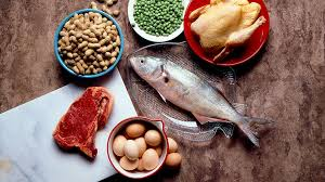 What does protein actually do in your body?