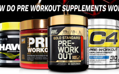 Getting into preworkout supplements
